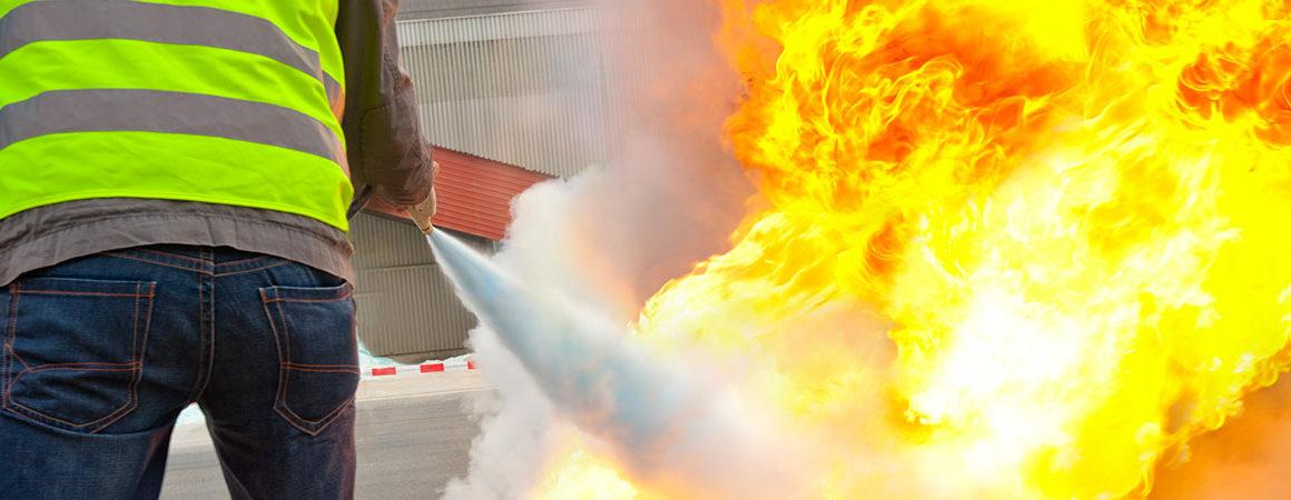 L'équiper de première intervention est en mesure d'intervenir rapidement en cas de début d'incendie avec les moyens mis à disposition pour traiter l'incendie.